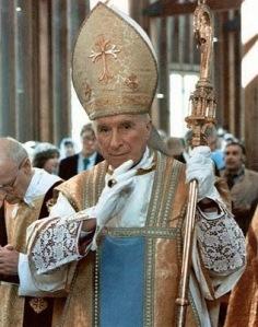 Archbishop Marcel Lefebvre4