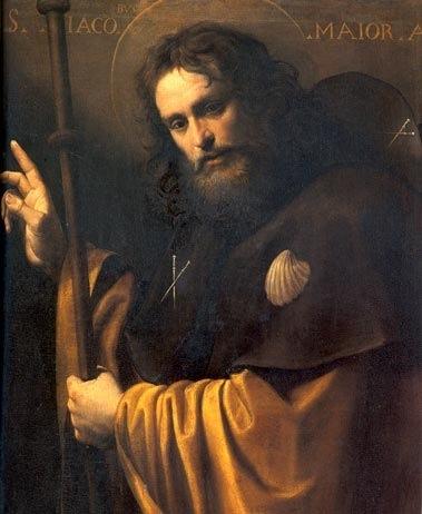 Santiago el Mayor, Apóstol.