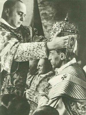 Coronación Pío XII
